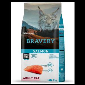 Crocchette gatto al salmone