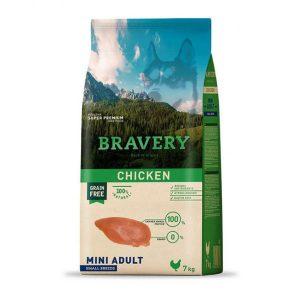 crocchette Grain free pollo cane adulto taglia piccola